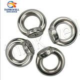 Quanlity élevé galvanisé modifiant la noix de levage d'oeil de l'acier du carbone DIN582