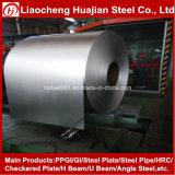 Bobine en acier galvanisée plongée chaude de SGCC avec l'application de plaque de conteneur