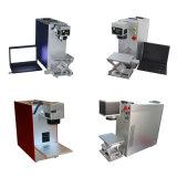 Машина маркировки лазера СО2 волокна для бумажного вырезывания