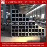 Quadratisches Stahlgefäß und rechteckiges Röhrenstahl-Rohr für Gebäude