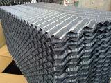 19mmのフルートの冷却塔PVC盛り土