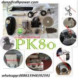 Jogo do motor Pk80; Jogo do motor da bicicleta; Jogo 80cc do motor do gás