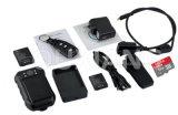 mini bewegliche getragene Kamera der Polizei-2.0inch Karosserie mit Relaceable Batterien HD 1080P