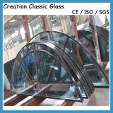стекло окна 6mm+12A+6mm Низкое-E Tempered изолированное