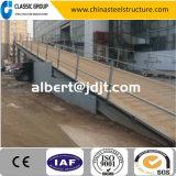 Hohe Qualtity Aluminiumstahlkonstruktion-Treppe/Treppenhaus-Hersteller