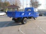 Triciclo 3-Wheel motorizado Diesel da carga chinesa de Waw com cabine