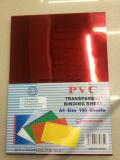 Cor desobstruída e diferente, de emperramento do PVC A4 ou A3 tampa