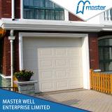 Porte sectionnelle automatique imperméable à l'eau de garage