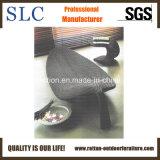 藤のラウンジの一定の藤の屋外の家具(SC-35018/SC-35033)
