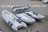 [ليا] قوة زورق يخت [سملّ بوأت] صاحب مصنع [5.2م] الصين ضلع زوارق