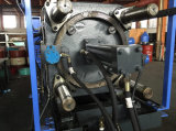 Inyección del objeto semitrabajado de la botella de agua que hace la máquina