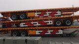 Semi-remolque superventas para la marca de fábrica de Chhgc del cargo o del envase