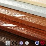 無機外壁の側面パネルの木製の穀物のファイバーのセメントのボード
