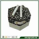 Caixa de presente plástica personalizada simples relativa à promoção