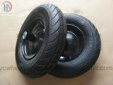 Roda de borracha pneumática modelo de Truper
