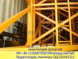 Grúa de Hongda con la carga Tc5610 de 6 toneladas