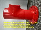 英国工業規格BS1387の消火活動の鋼管