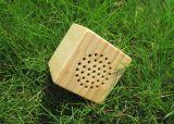 Mini haut-parleur de Bluetooth de musique portative fraîche en bois