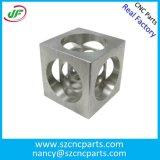Acciaio al carbonio lavorante personalizzato di precisione di CNC che gira pezzo meccanico