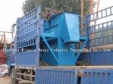 O elevador de cuba de corrente Ne Plate é usado no transporte de matérias-primas, cimento, carvão, pedra