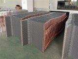 De Condensator van de Vinnen van het Aluminium van de Buis van het Koper van de koude Zaal