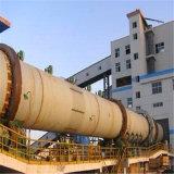 Horno rotatorio del cemento y de la cal para la instalación de producción del cemento y de la cal