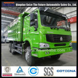 371HP Sinotruk HOWO 6X4/8X4のダンプのダンプカートラック