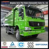 371HP Sinotruk HOWO 6X4 / 8X4 Camión volquete Volquetes