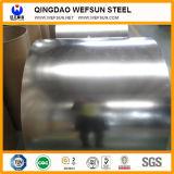 Feuille grande de toiture de fabrication de Gi de qualité et bobine en acier galvanisée plongée chaude
