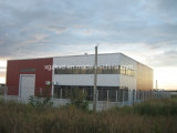 Berufsinstallations-Stahlkonstruktion-Lager/Werkstatt