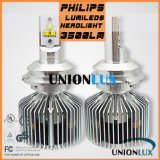 Coche LED Headlight con Philips 3000lm Philips 25W