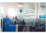 Herstellungs-Geräten-Silikon-Gel-Draht-Strangpresßling-Zeile