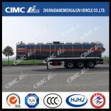 Cimc Huajun Hot Sale 3axle Bitumen Tanker