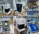 ألومنيوم ليزر تأشير آلة مع تغطية واقية