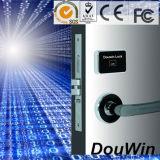전자 열쇠가 없는 RFID 칩 카드 문 쪼개지는 자물쇠