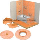 シャワーの防水システムのための防水の膜