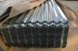Hoja de albañilería del hierro acanalado de Hdgi SGCC+Z/material para techos