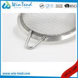 Multa gorda comercial do filtro do Skimmer do aço inoxidável da venda quente - engranzamento com punho do fio