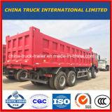 8*4 de Voor Opheffende Vrachtwagen van uitstekende kwaliteit van de Stortplaats HOWO