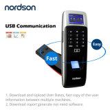 Fr W2000는 통신망 ID 카드를 가진 생물 측정 접근 제한 시스템을 방수 처리한다
