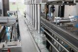 Petróleo automático lleno del agua de la máquina de rellenar que llena y máquina de etiquetado
