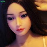 Jeune grande poupée potelée réelle de sexe de silicones d'amour d'âne de Jarliet pour les hommes