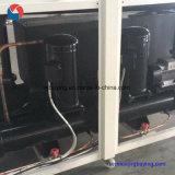 Sistema industrial refrigerando de refrigeração água de tratamento por lotes concreto do refrigerador da planta da alta qualidade