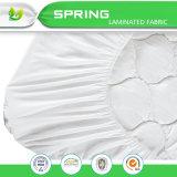 Protector impermeable del colchón de la tela de la laminación de TPU