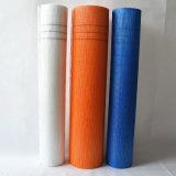 сетка стеклоткани голубого алкалиа цвета 145gr упорная для бетона подкрепления