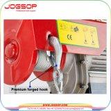 Controle Remoto Sem Fio 1200kg Mini Elevador De Cadeia Elétrica / Elevador De Guindaste