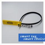 RFID ao ar livre Tag Programmable Cinta plástica da freqüência ultraelevada RFID com vária impressão do código de barras