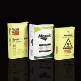 Bolsa de papel de Brown Kraft para el cemento/los productos químicos de empaquetado