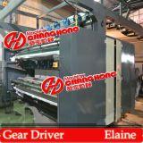 Farben-Hochgeschwindigkeitsgeld-Papier-flexographische Drucken-Maschine des Cer-Standard-8