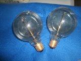 Cercle d'ampoule de type de l'éclairage G125 60W Edison de type d'Edison